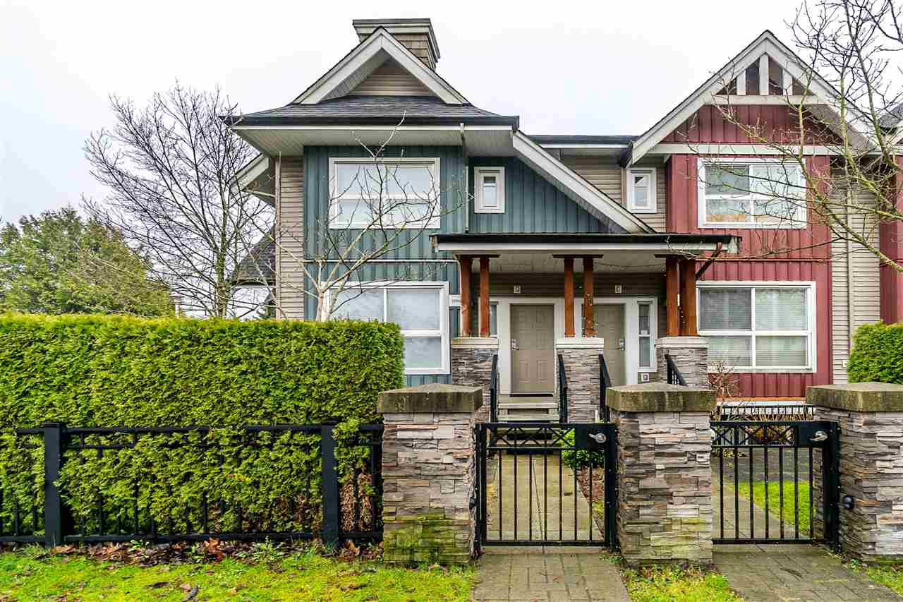 "Main Photo: 3286 E 54TH Avenue in Vancouver: Champlain Heights Townhouse for sale in ""BRITTANY AT CHAMPLAIN GARDENS"" (Vancouver East)  : MLS®# R2424532"