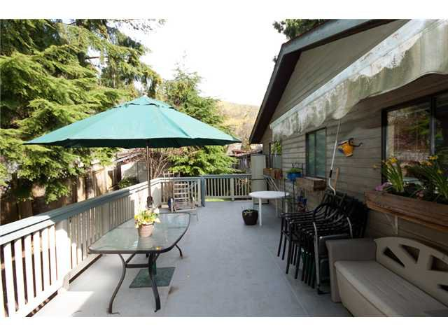 Main Photo: 2068 BADGER RD, Deep Cove, North Vancouver, BC, V7G 1S8 in North Vancouver: Deep Cove Residential Detached for sale : MLS®# V879192