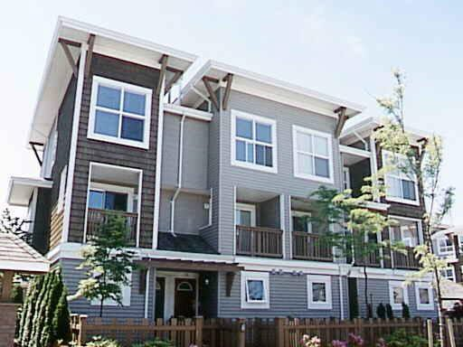 Main Photo: 11 7111 LYNNWOOD DRIVE in Richmond: Granville Townhouse for sale ()  : MLS®# V391061