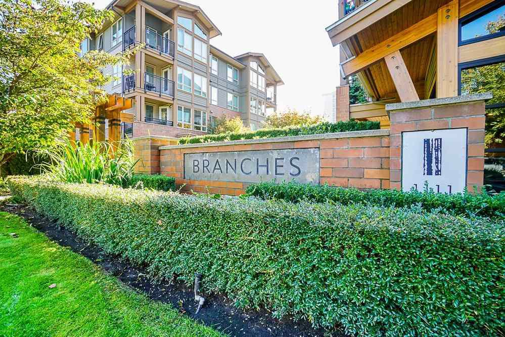 "Main Photo: 301 1111 E 27TH Street in North Vancouver: Lynn Valley Condo for sale in ""BRANCHES"" : MLS®# R2507076"