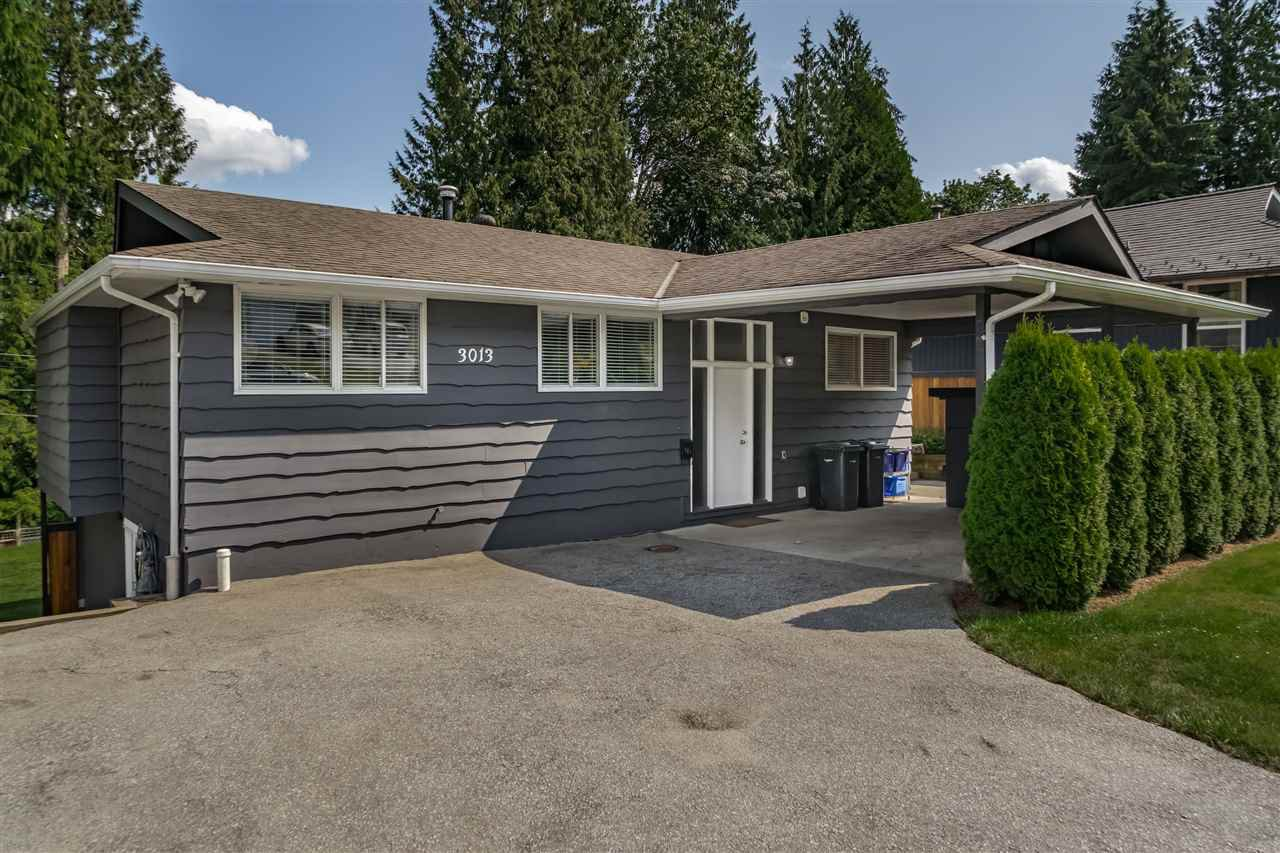 Main Photo: 3013 FLEET Street in Coquitlam: Ranch Park House for sale : MLS®# R2395629