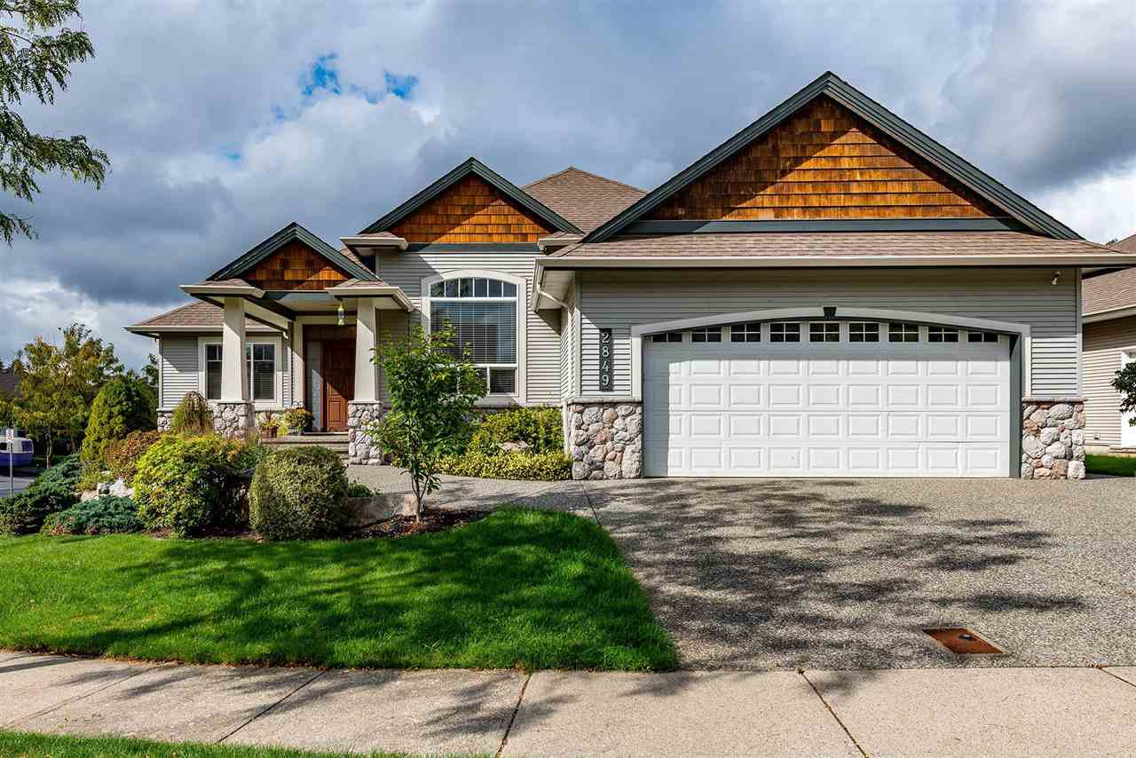 Main Photo: 2849 BUFFER Crescent in Abbotsford: Aberdeen House for sale : MLS®# R2406045
