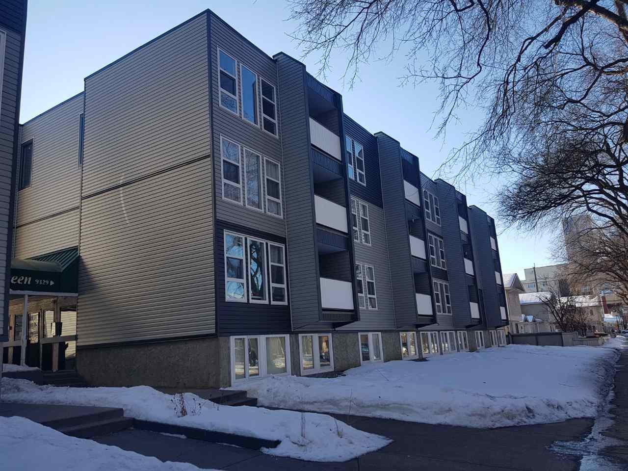 Main Photo: 306 9329 104 Avenue in Edmonton: Zone 13 Condo for sale : MLS®# E4187504