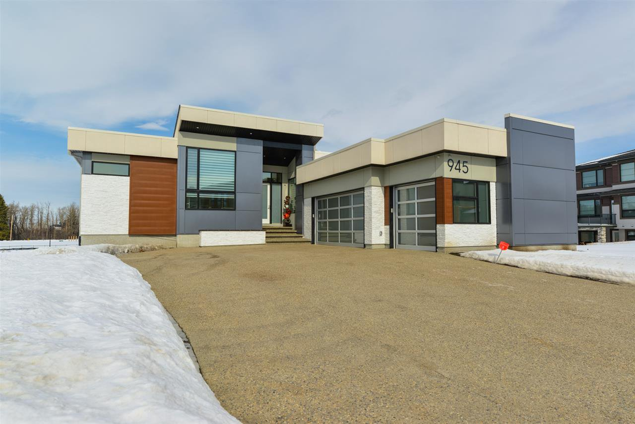 Main Photo: 945 WOOD Place in Edmonton: Zone 56 House for sale : MLS®# E4189634