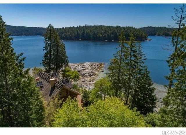 Main Photo: 684 Whaletown Rd in Cortes Island: Isl Cortes Island House for sale (Islands)  : MLS®# 834252