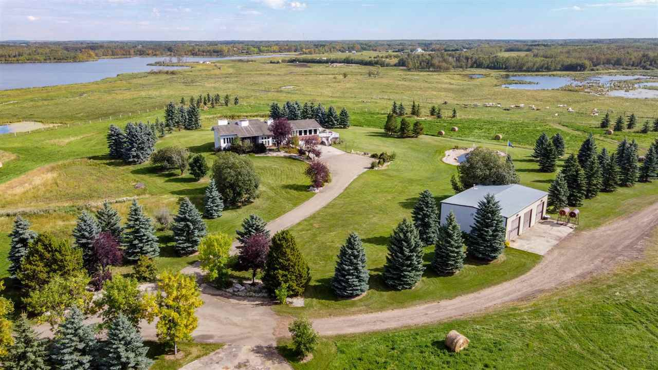 Main Photo: 52277 RGE RD 225: Rural Strathcona County House for sale : MLS®# E4213790