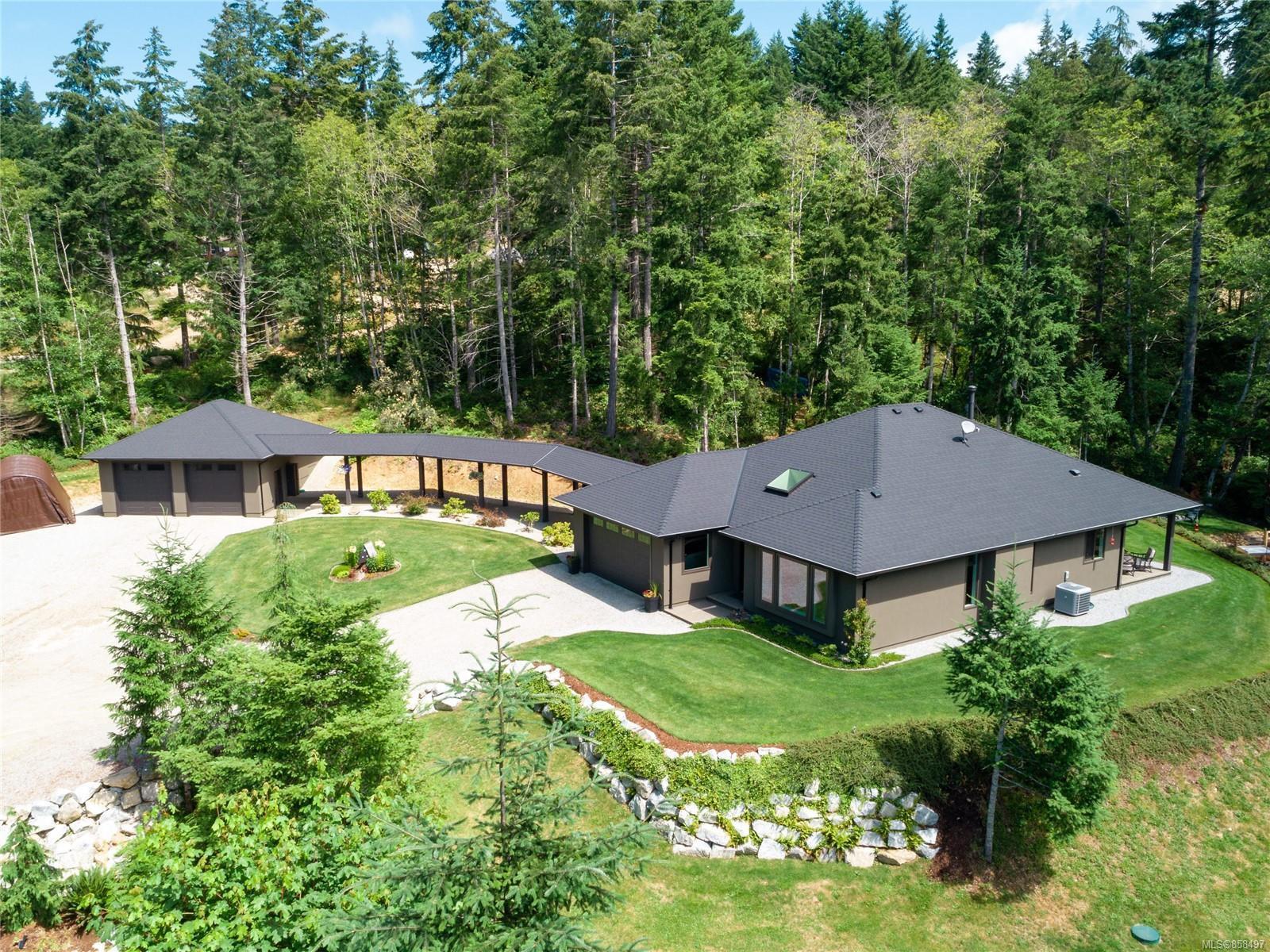Main Photo: 580 Franklin River Rd in : PA Alberni Valley House for sale (Port Alberni)  : MLS®# 858497