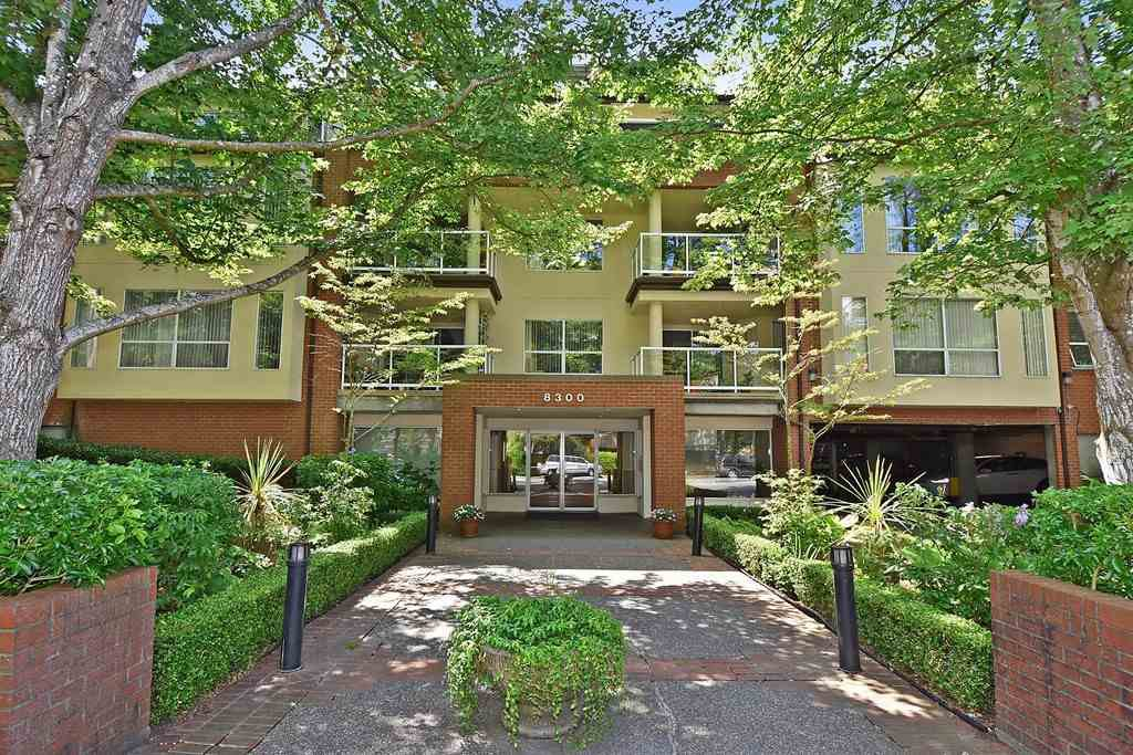 Main Photo: 314 8300 BENNETT Road in Richmond: Brighouse South Condo for sale : MLS®# R2392159