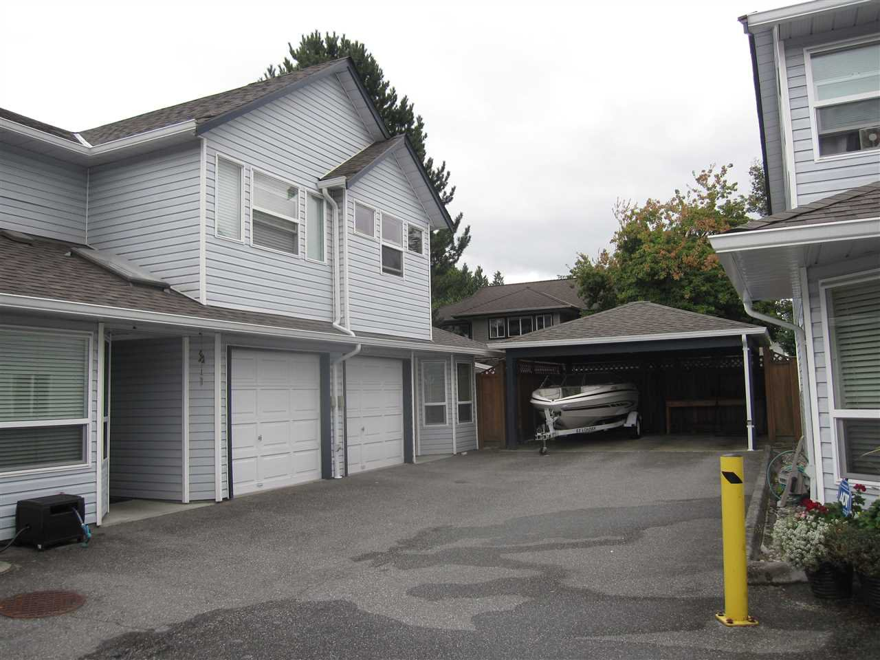 "Main Photo: 23 20630 118 Avenue in Maple Ridge: Southwest Maple Ridge Townhouse for sale in ""Westgate Terrace"" : MLS®# R2392610"