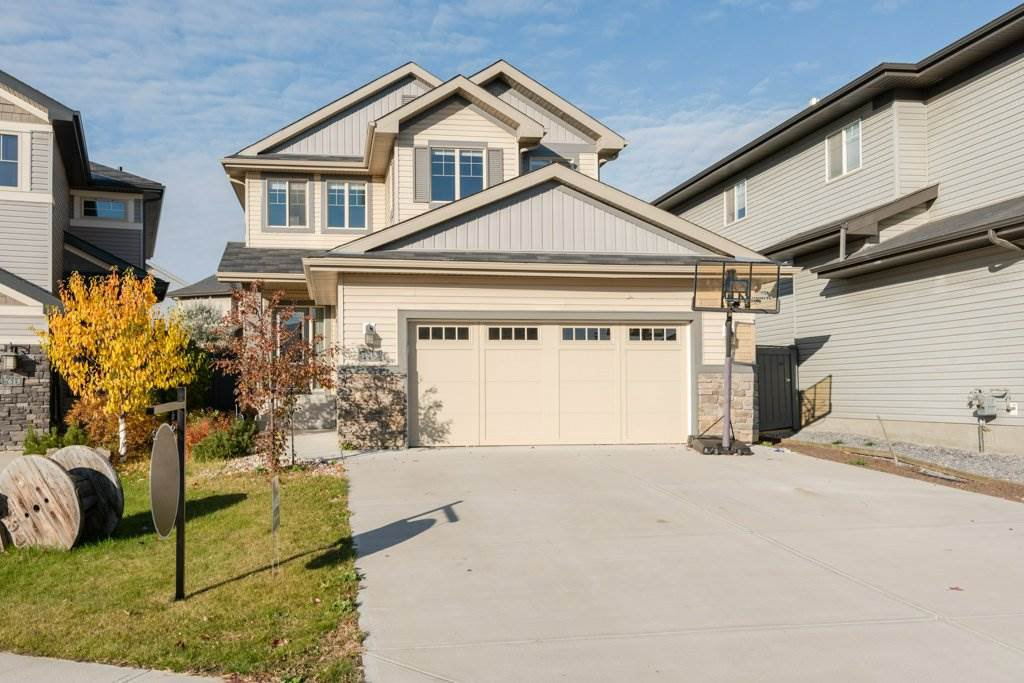 Main Photo: 7613 GETTY Link in Edmonton: Zone 58 House for sale : MLS®# E4176841