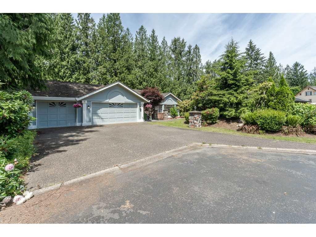 "Main Photo: 10 23100 129 Avenue in Maple Ridge: East Central House for sale in ""CEDAR RIDGE ESTATES"" : MLS®# R2451187"