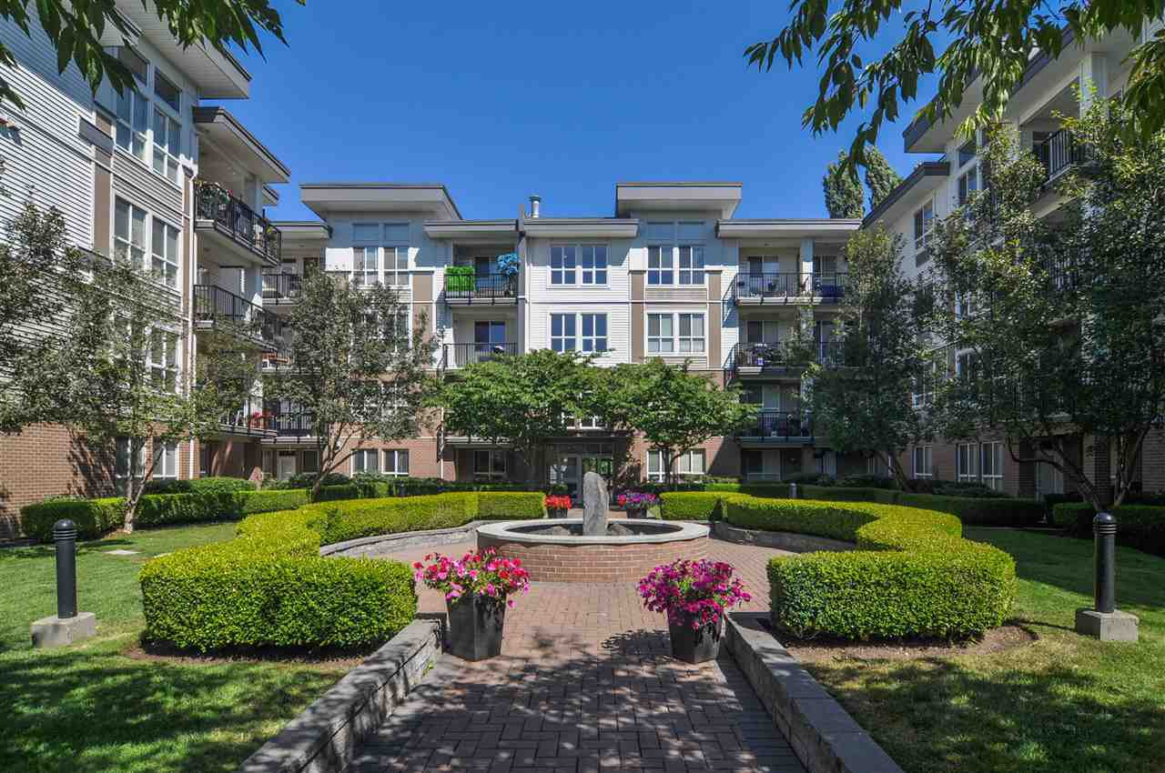 "Main Photo: 403 5430 201 Street in Langley: Langley City Condo for sale in ""SONNET"" : MLS®# R2479935"