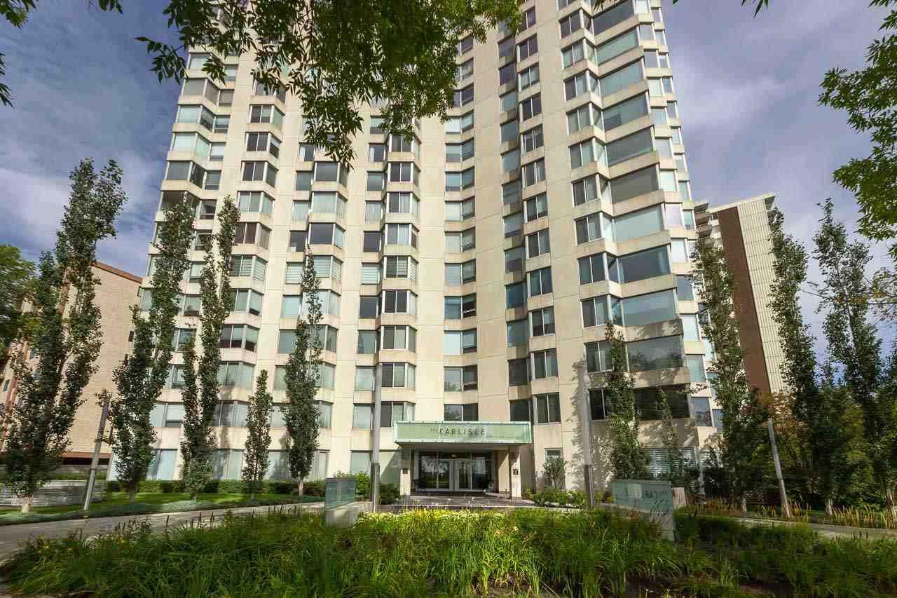 Main Photo: 602 11826 100 Avenue in Edmonton: Zone 12 Condo for sale : MLS®# E4208400