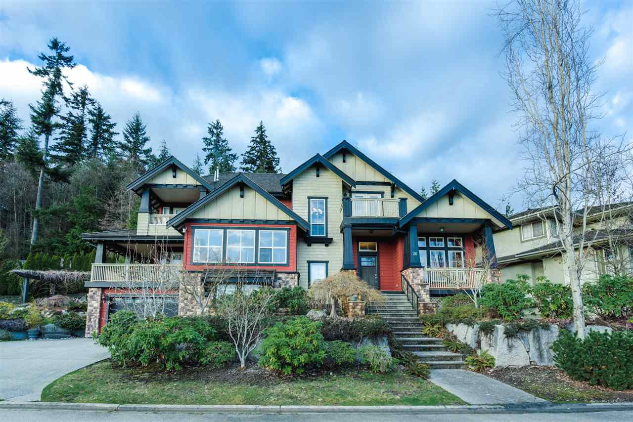 Main Photo: 26 KINGSWOOD Court in Port Moody: Heritage Woods PM House for sale : MLS®# R2494997