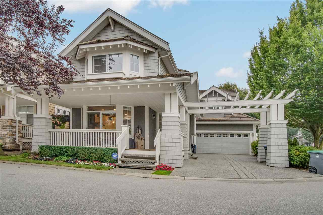 "Main Photo: 59 15288 36 Avenue in Surrey: Morgan Creek House for sale in ""Cambria"" (South Surrey White Rock)  : MLS®# R2498459"
