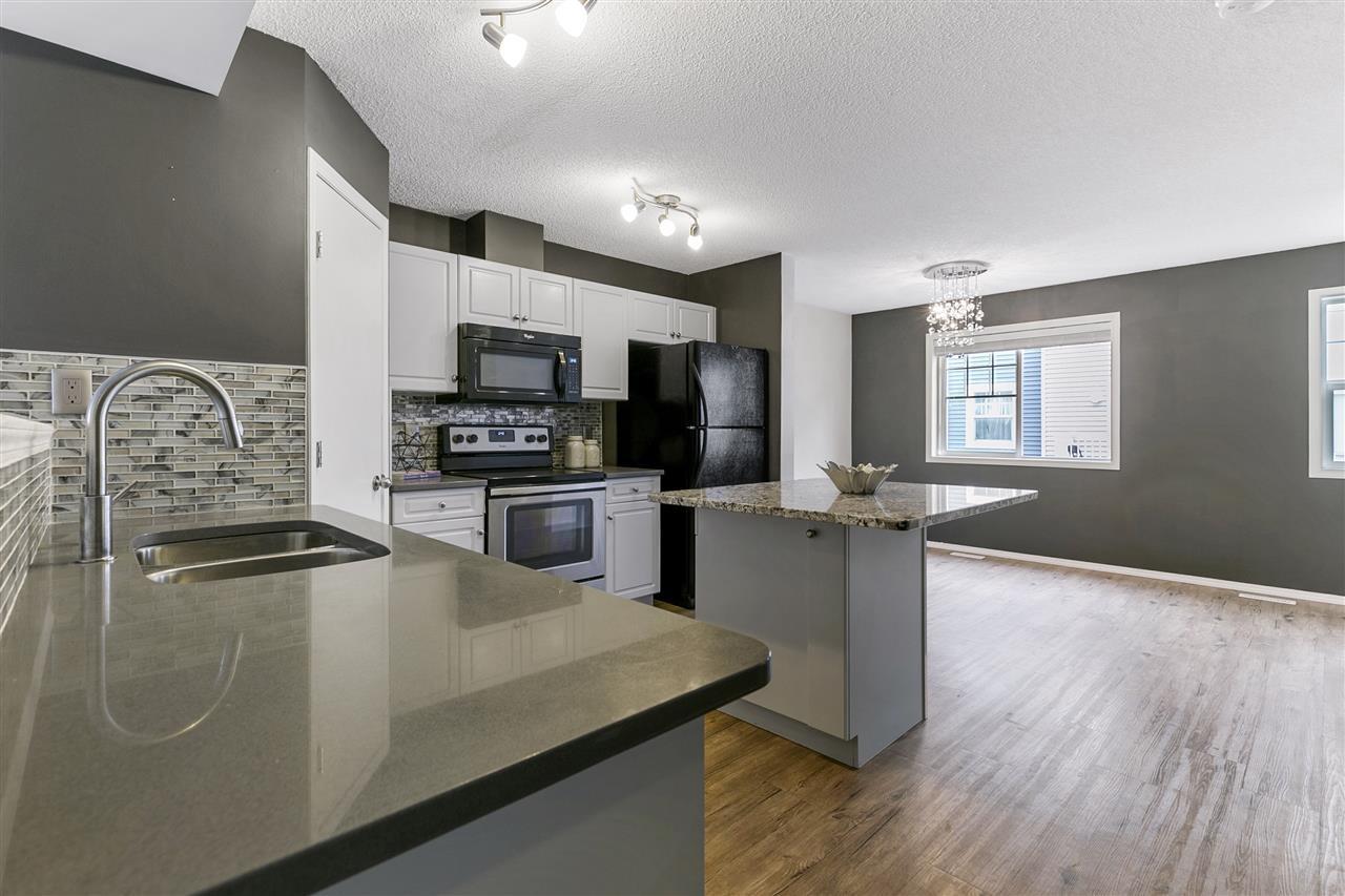 Main Photo: 13 8304 11 Avenue in Edmonton: Zone 53 Townhouse for sale : MLS®# E4217757