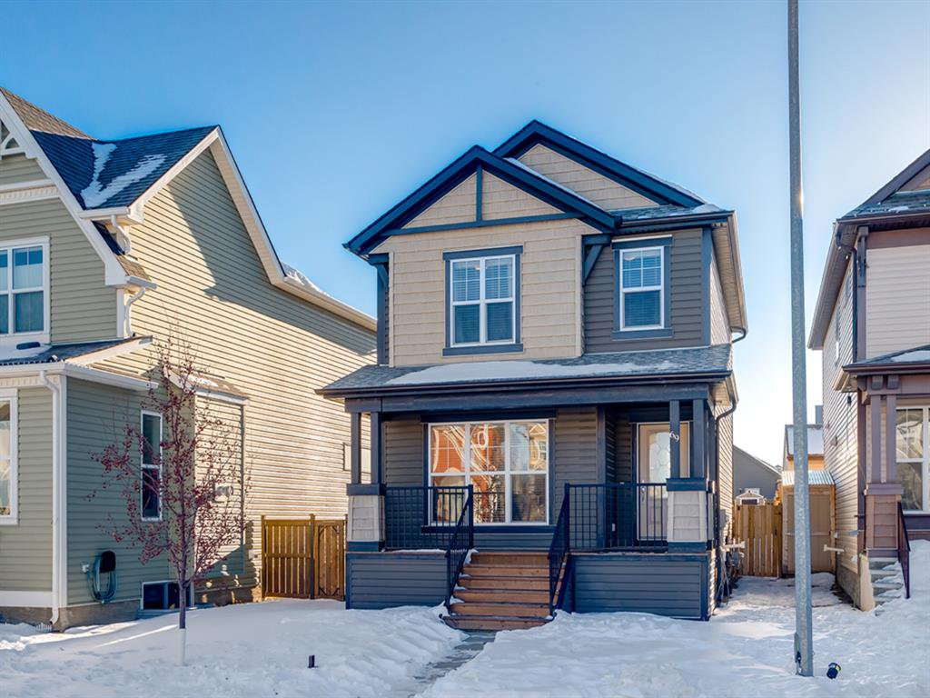 Main Photo: 69 AUTUMN Terrace SE in Calgary: Auburn Bay Detached for sale : MLS®# A1058520