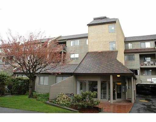 """Main Photo: 320 8120 COLONIAL DR in Richmond: Boyd Park Condo for sale in """"CHERRY TREE APARTMENTS"""" : MLS®# V586561"""