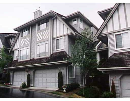 Main Photo: 33 2615 FORTRESS DR in Port_Coquitlam: Citadel PQ Townhouse for sale (Port Coquitlam)  : MLS®# V268726