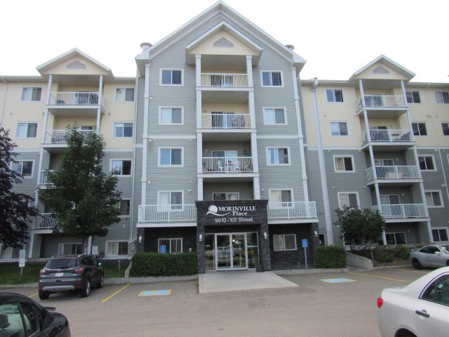 Main Photo: 306, 9910 - 107 Street in Morinville: Apartment for rent