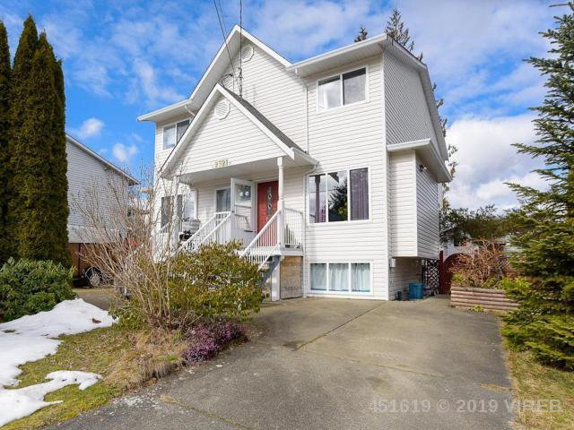 Main Photo: B 2321 EMBLETON Crescent in COURTENAY: Z2 Courtenay City Half Duplex for sale (Zone 2 - Comox Valley)  : MLS®# 451619