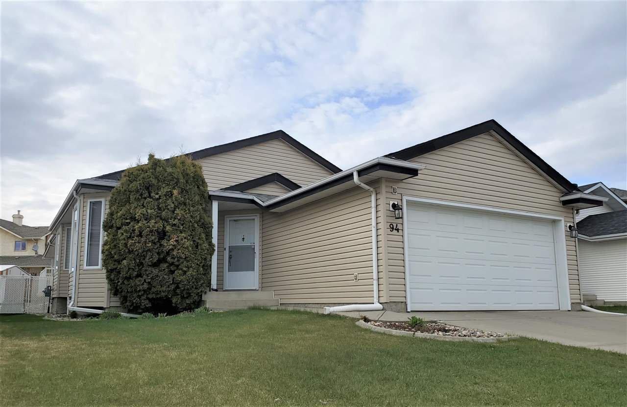 Main Photo: 94 OZERNA Road in Edmonton: Zone 28 House for sale : MLS®# E4175866