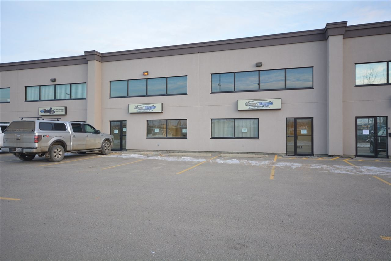 Main Photo: 9624 SIKANNI Road in Fort St. John: Fort St. John - City SE Industrial for lease (Fort St. John (Zone 60))  : MLS®# C8029456
