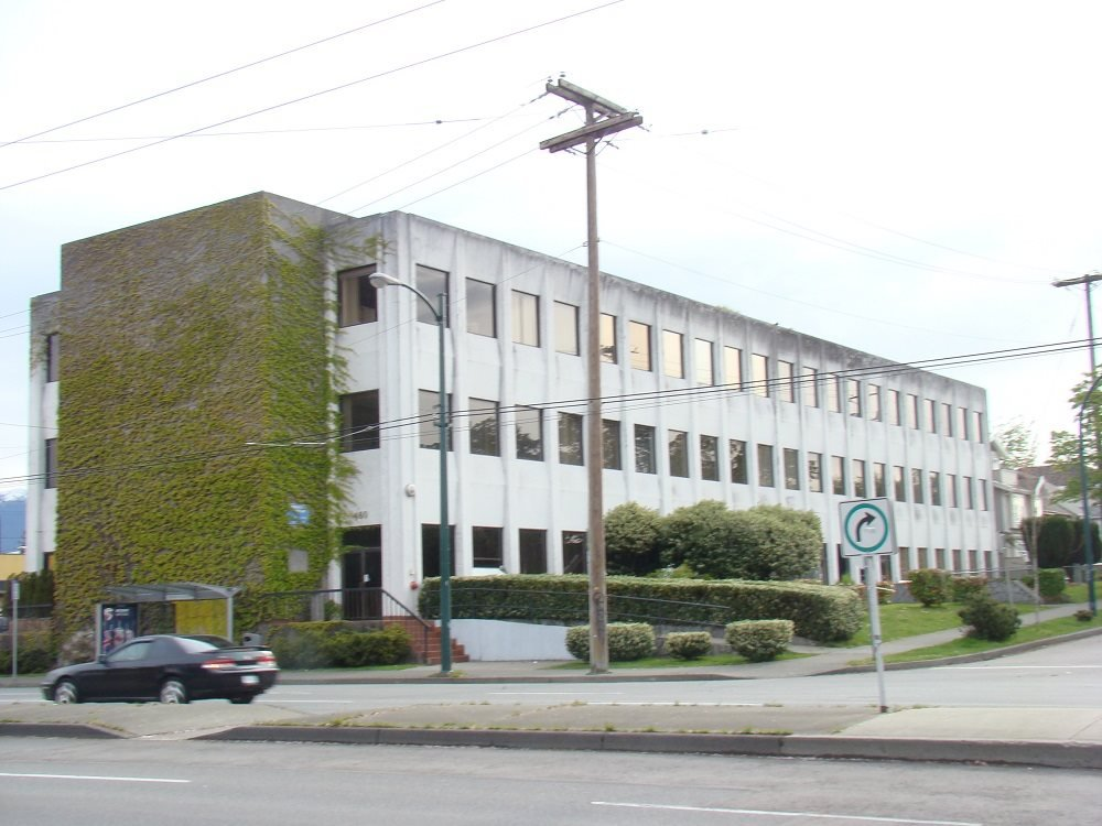 Main Photo: 460 NANAIMO Street in Vancouver: Renfrew VE Land Commercial for sale (Vancouver East)  : MLS®# C8031203