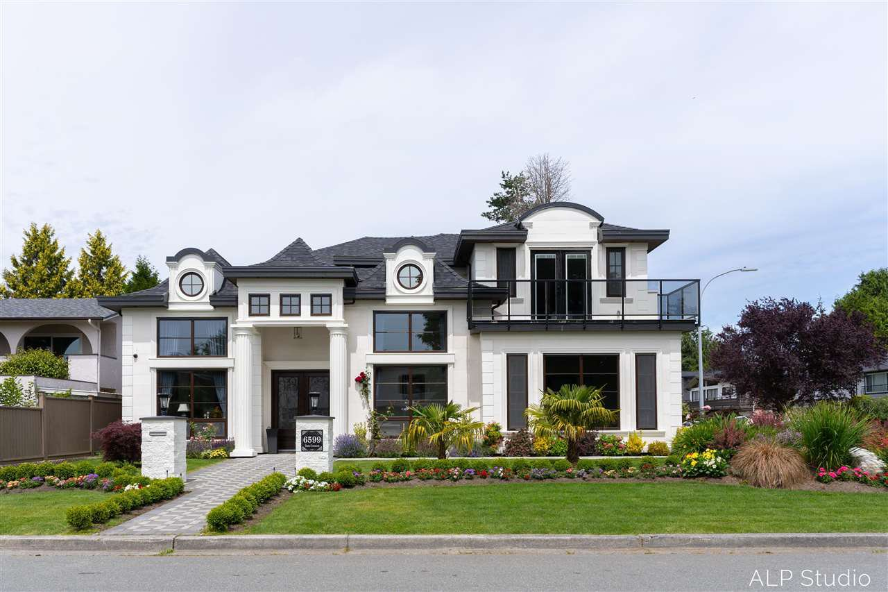 Main Photo: 6599 YEATS Crescent in Richmond: Woodwards House for sale : MLS®# R2467864