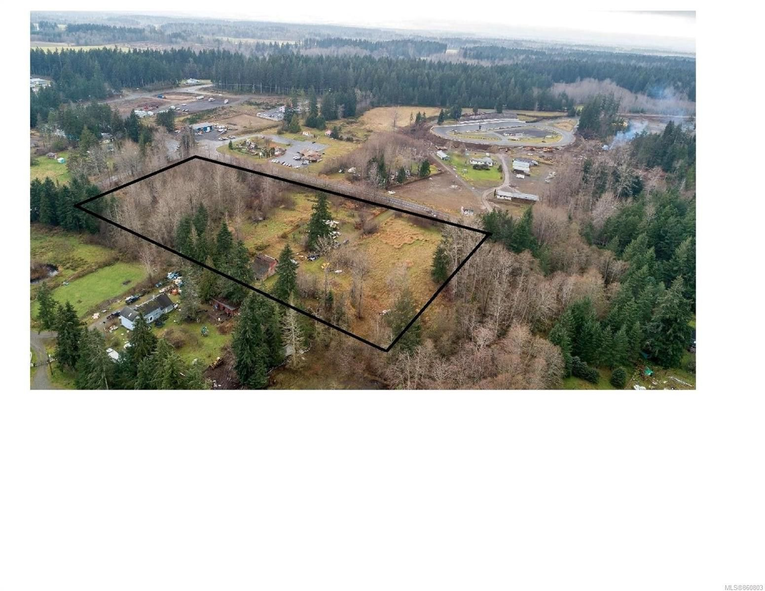 Main Photo: 8712 N Island Hwy in : CV Merville Black Creek Other for sale (Comox Valley)  : MLS®# 860803