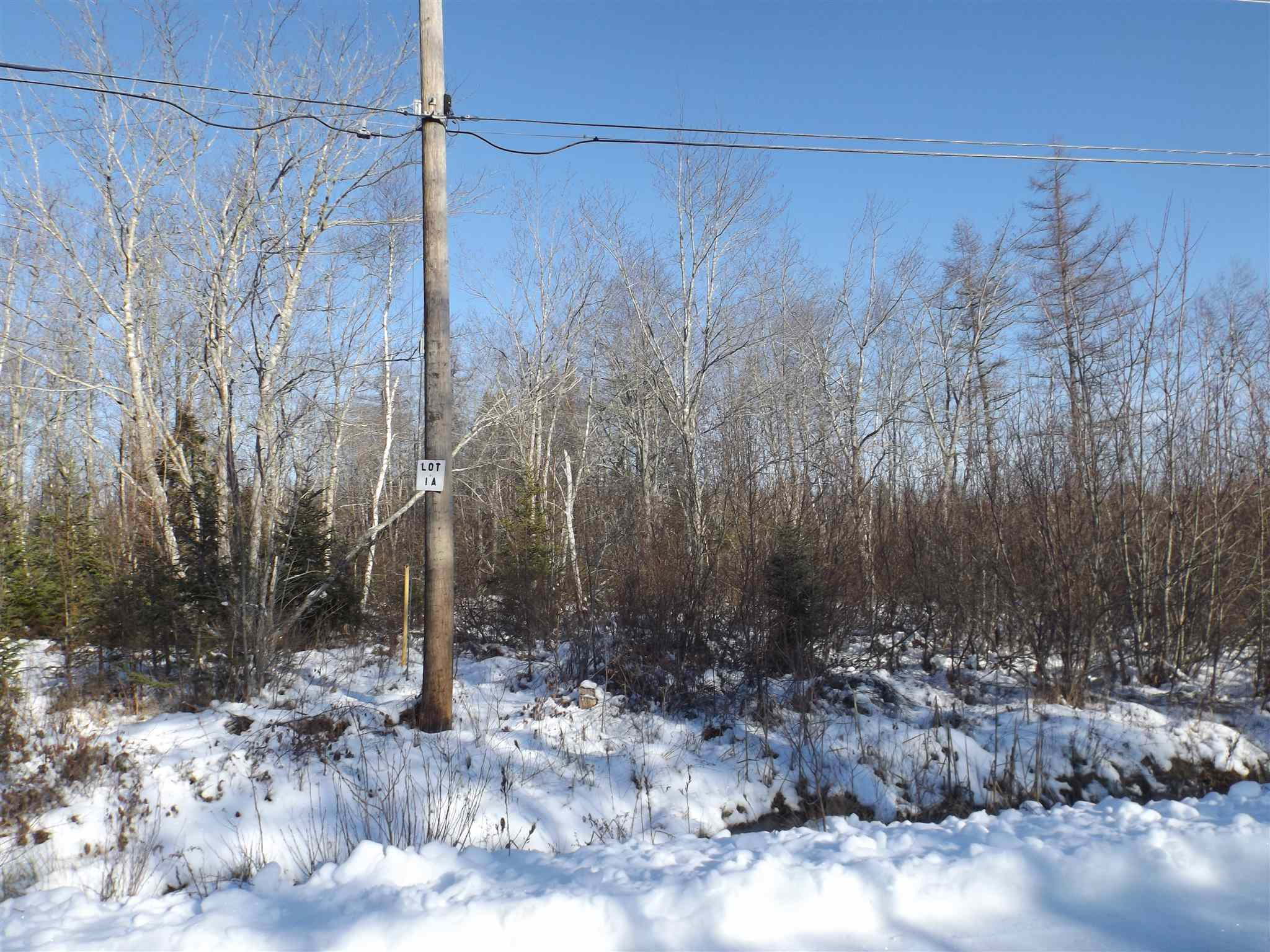 Main Photo: Lot 1A Charles Drive in Mount Uniacke: 105-East Hants/Colchester West Vacant Land for sale (Halifax-Dartmouth)  : MLS®# 202100552