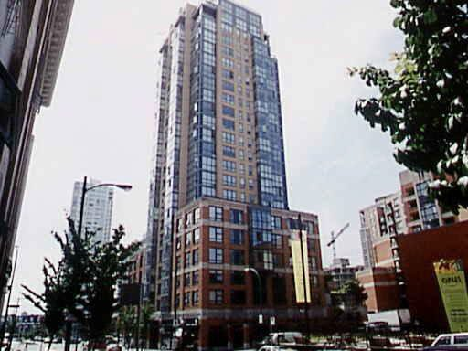 Main Photo: 2202 212 DAVIE STREET in : Yaletown Condo for sale : MLS®# V320040