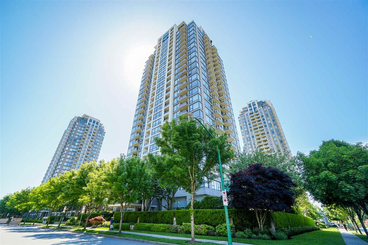 "Main Photo: 2508 7108 COLLIER Street in Burnaby: Highgate Condo for sale in ""Arcadia West"" (Burnaby South)  : MLS®# R2460317"
