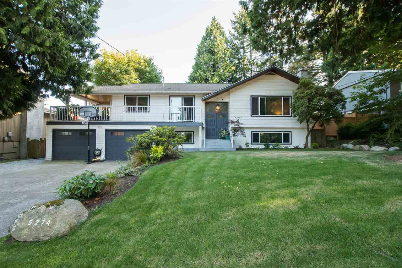 Main Photo: 5274 6 AVENUE in Delta: Pebble Hill House for sale (Tsawwassen)  : MLS®# R2477248