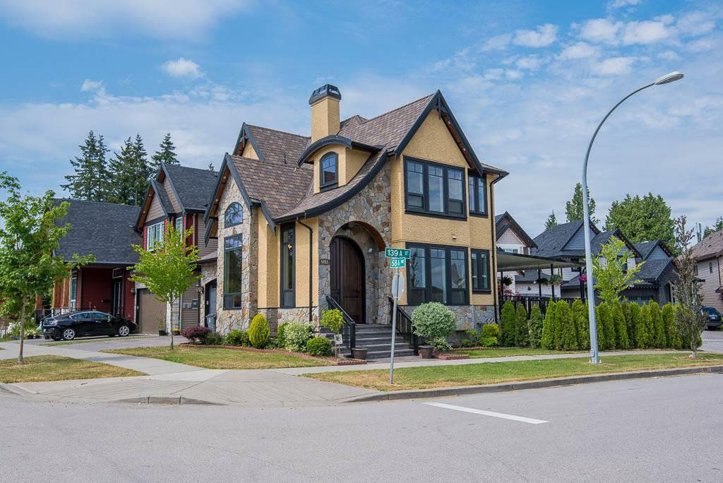 Main Photo: 5851 139A Street in Surrey: Sullivan Station House for sale : MLS®# R2506350