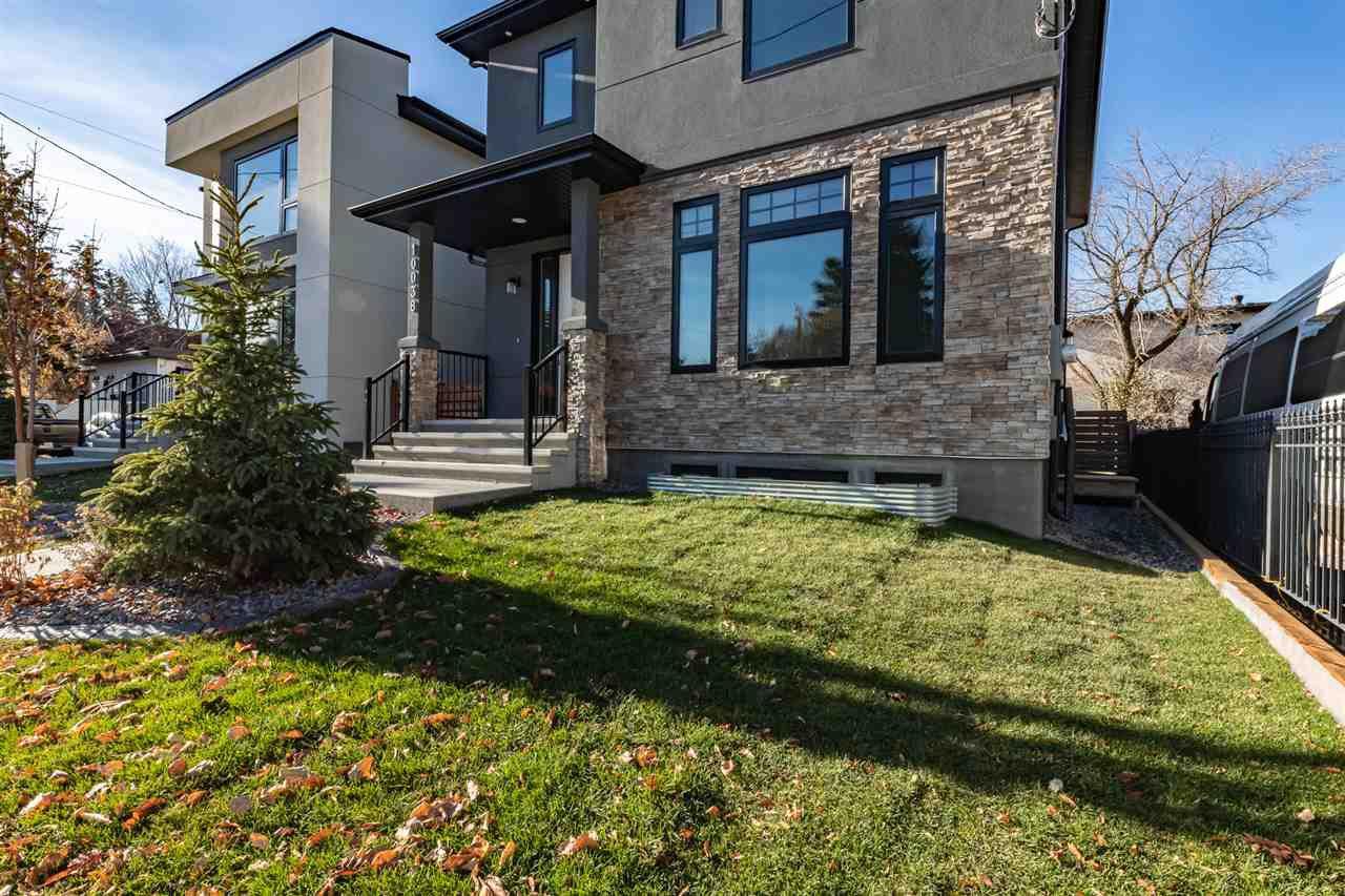 Main Photo: 10038 142 Street in Edmonton: Zone 21 House for sale : MLS®# E4220209