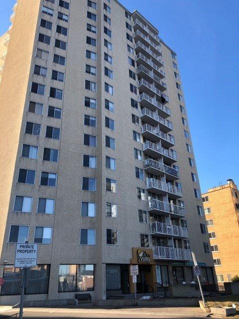 Main Photo: 503 12141 JASPER Avenue in Edmonton: Zone 12 Condo for sale : MLS®# E4224809
