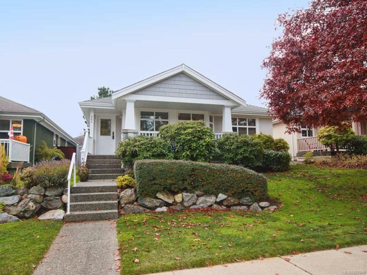 Main Photo: 862 STANHOPE ROAD in PARKSVILLE: PQ Parksville House for sale (Parksville/Qualicum)  : MLS®# 827949