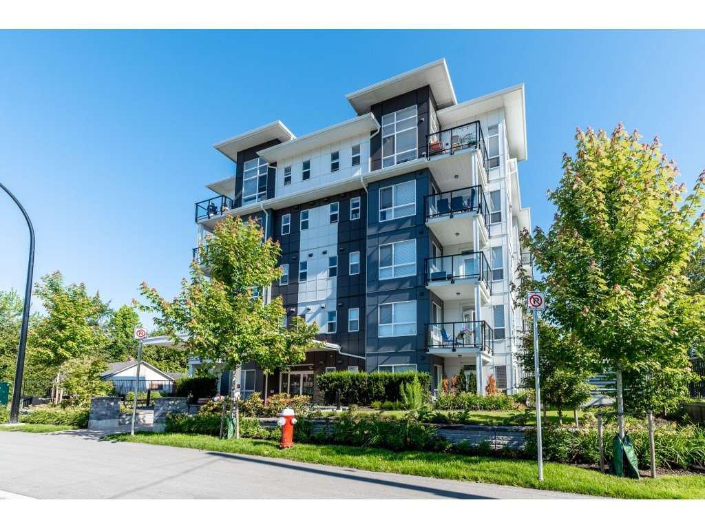 """Main Photo: 413 22315 122 Avenue in Maple Ridge: West Central Condo for sale in """"EMERSON"""" : MLS®# R2475719"""