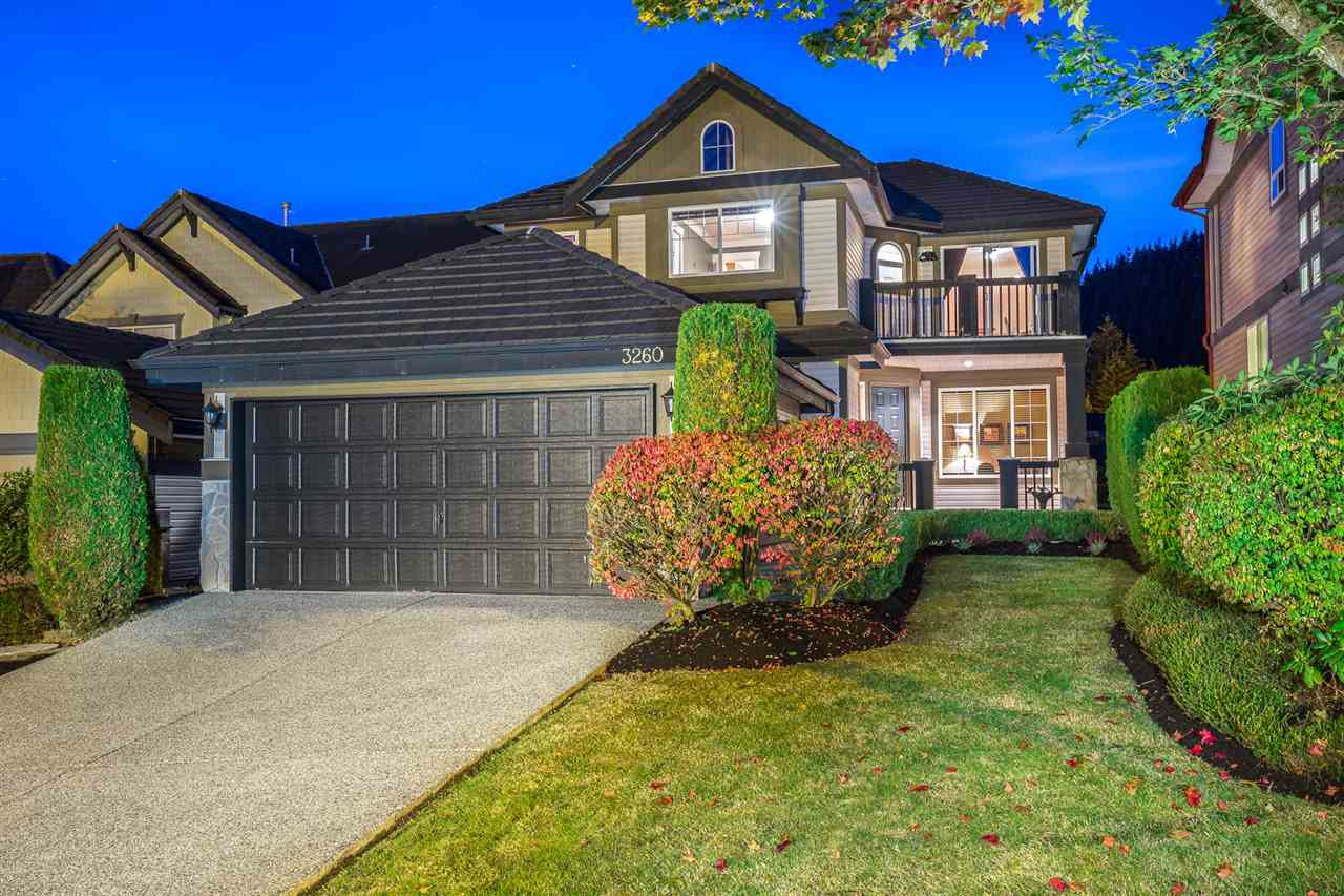 Main Photo: 3260 CHARTWELL GRN Drive in Coquitlam: Westwood Plateau House for sale : MLS®# R2483838