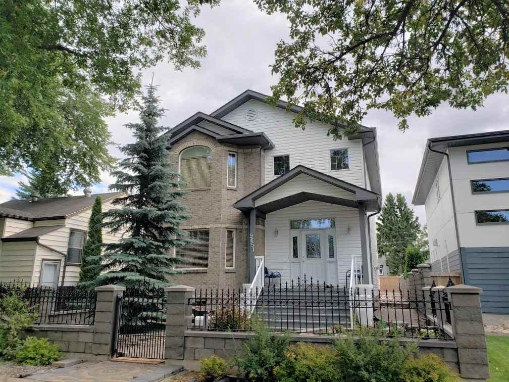 Main Photo: 9651 80 Avenue in Edmonton: Zone 17 House for sale : MLS®# E4213410