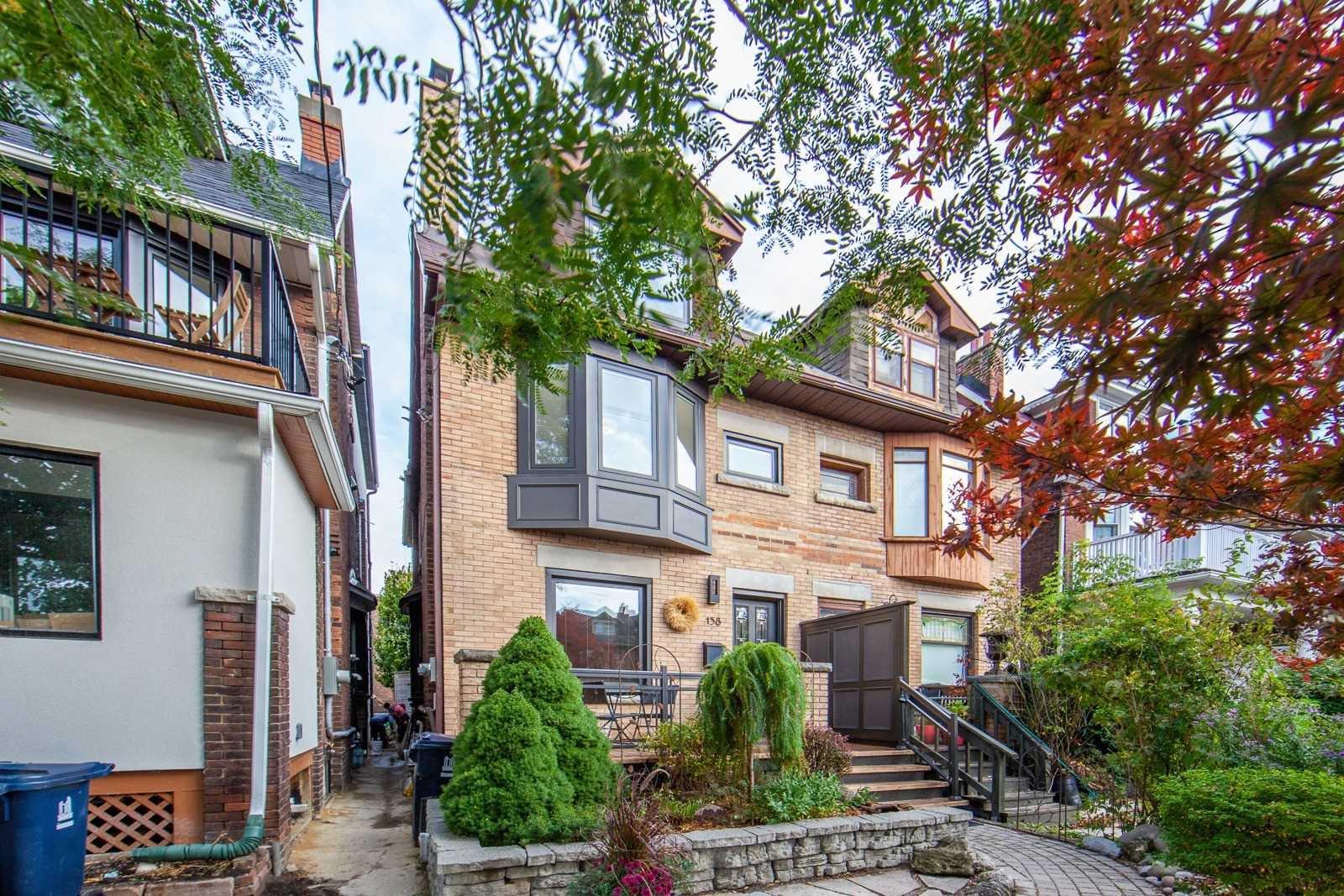 Main Photo: 158 Fulton Avenue in Toronto: Playter Estates-Danforth House (2 1/2 Storey) for sale (Toronto E03)  : MLS®# E4934821
