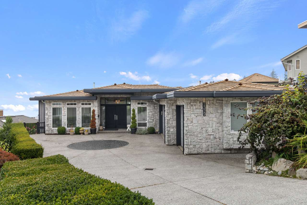 Main Photo: 1329 132B STREET in Surrey: Crescent Bch Ocean Pk. House for sale (South Surrey White Rock)  : MLS®# R2509848