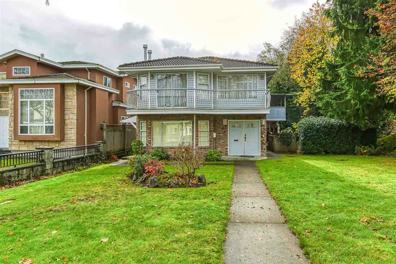Main Photo: 3778 NITHSDALE Street in Burnaby: Burnaby Hospital House for sale (Burnaby South)  : MLS®# R2516282