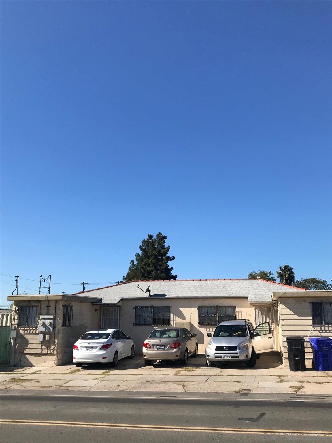Main Photo: CITY HEIGHTS Property for sale: 3608-3618 Euclid Ave in San Diego