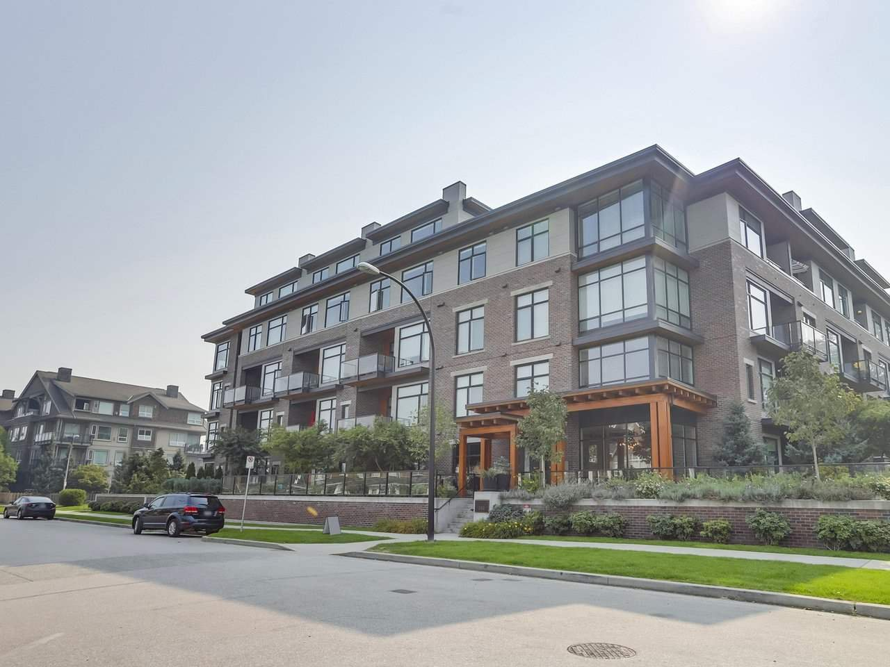 "Main Photo: 206 260 SALTER Street in New Westminster: Queensborough Condo for sale in ""PORTAGE"" : MLS®# R2480470"