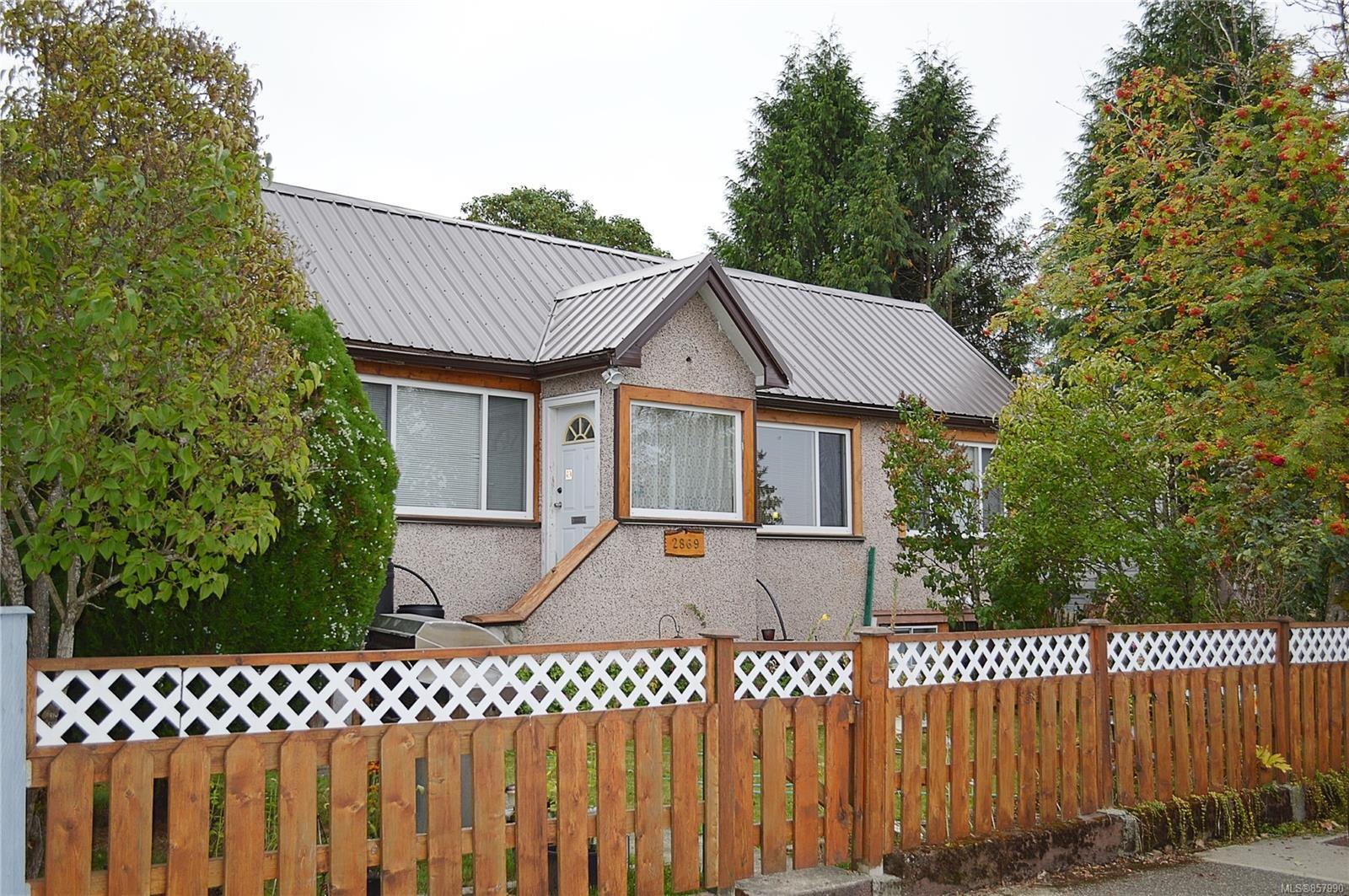 Main Photo: 2869 9th Ave in : PA Port Alberni House for sale (Port Alberni)  : MLS®# 857990