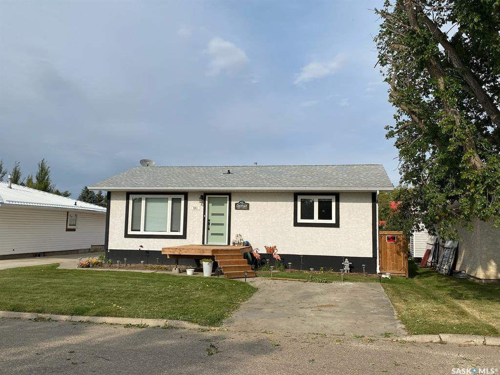 Main Photo: 461 2nd Avenue West in Unity: Residential for sale : MLS®# SK831971