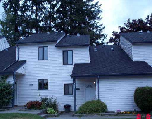 "Main Photo: 94 6669 138TH ST in Surrey: East Newton Townhouse for sale in ""HYLAND CREEK"" : MLS®# F2510186"