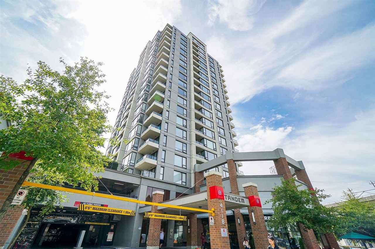 "Main Photo: 503 4118 DAWSON Street in Burnaby: Brentwood Park Condo for sale in ""TANDEM"" (Burnaby North)  : MLS®# R2398947"